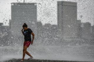 2019 rains and storm in Mumbai