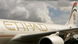 حمله نافرجام پرواز هواپیمایی الاتحاد از سیدنی به ابوظبی را هدف قرار گرفته بود
