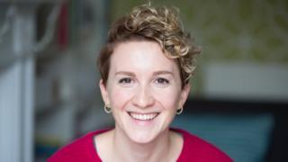 Bristol author Emily Koch