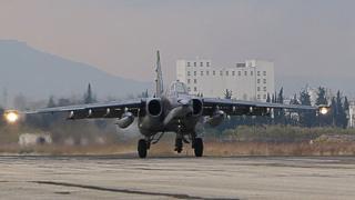 база Хмеймим, Су-24, декабрь 2015