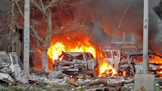 C'est le pire attentat commis depuis l'insurrection du groupe al-Shebaab