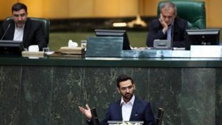محمدجواد آذرجهرمی وزیر پیشنهادی ارتباطات سابقه فعالیت در ساخت تجهیزات شنود داشته است