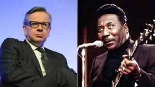 Michael Gove and Muddy Waters