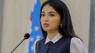 Саида Мирзиёева