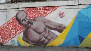 графіті Тараса Шевченка