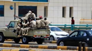 Aparat keamanan Sudan