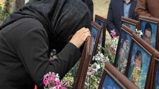 مراسم سالگرد کشته شدگان کشتی سانچی