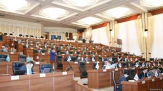 Кыргызстандын парламенти