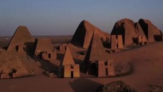 Pirámides en Sudán