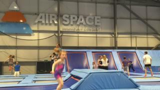 Air Space at East Kilbride