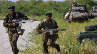 Soldat Kenya