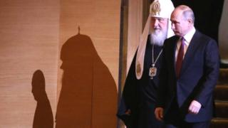 Путін і Кирило