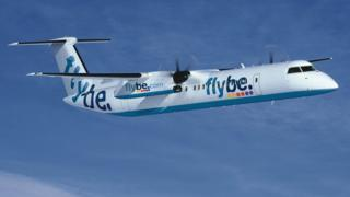 Flybe Bombardier Dash 8 Q400