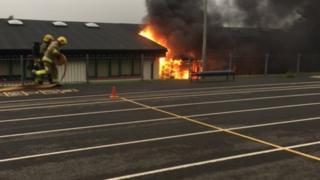 Derry fire