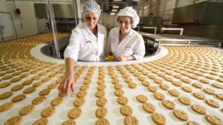 Border Biscuits factory