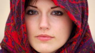 Женщина с Северного Кавказа