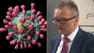 Coronavirus and Dr Frank Atherton