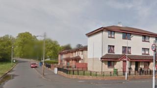 Ardencraig Drive in Castlemilk