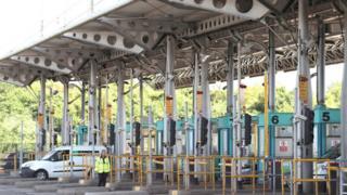 Severn Bridge tolls were removed in 2019