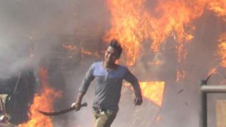 बिहार, औरंगाबाद सांप्रदायिक हिंसा
