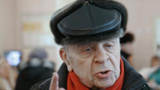 Российский актер Леонид Броневой