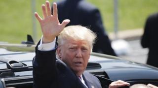 Trump fue acusado de hacer afirmaciones inexactas y exageradas.