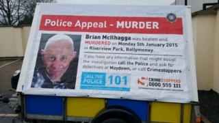 Police have issued a leaflet appealing for information