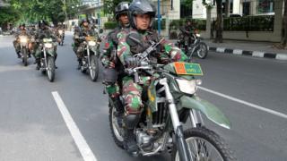 patroli tentara