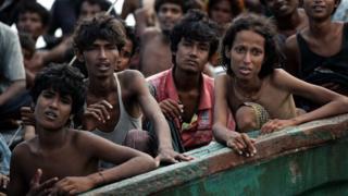 Myanmar, pengungsi,