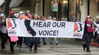 ڈونلڈ ٹرمپ کے خلاف احتجاج