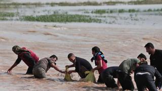 'وضعیت رودخانه های دز و کرخه در وضعیت حاد قرار دارد'
