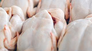 Chemical washing is used in the US to kill bacteria on raw chicken, but it is banned in the EU