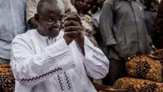 Новый президент Гамбии Адама Барроу