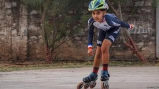 स्केटिंग, लब्धि सुराणा, राष्ट्रपति सम्मान, असाधारण प्रतिभा