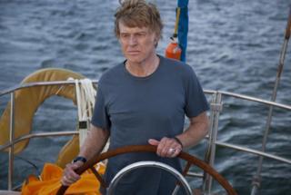 Robert Redford u filmu Sve je izgubljeno iz 2013