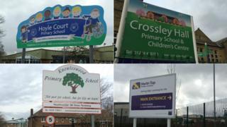 Schools in Bradford