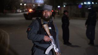 افغانستان پولیس