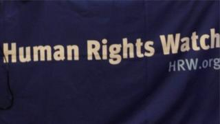 'Human Rights Watch'
