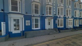 gwesty'r Marine, Aberystwyth
