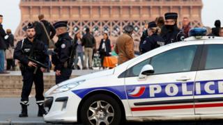 انتشار واسع لقوات الأمن الفرنسية في باريس بعد الهجوم