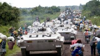 Ingabo za LONI muri Congo