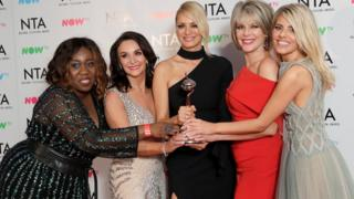 Strictly Come Dancing judge, presenter and contestants