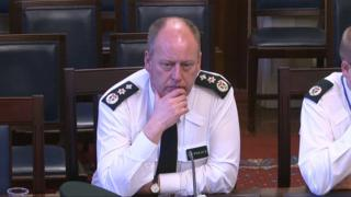 PSNI Chief Constable George Hamilton
