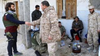 ليبيا تعاني من فوضى أمنية وسياسية منذ 2011