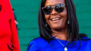 Giftii Duree Zimbaabee Girees Mugaabeen Magaalaa guddoo Haraareetti baniinsa agarsiisa Qonnaa kan waggaa irratti hirmaatte, Hagayya 25, 2017