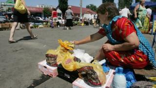 Мясо со стихийных рынков - один из потенциальных источников ботулизма