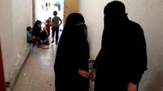 İŞİD, qadınlar, qadın döyüşçülər