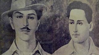Bhagat Singh and Batukeshwar Dutt