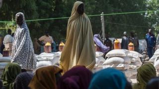 'Yan gudun hijira a Nijeriya