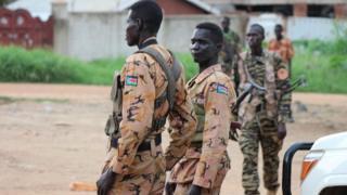 Ciidamada Koonfurta Sudan